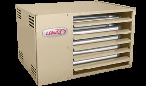 Garage heater from Lennox