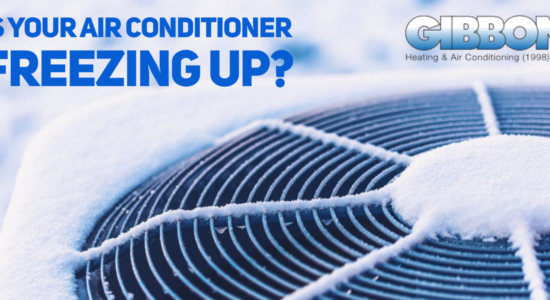 Air Conditioner Freezing Up