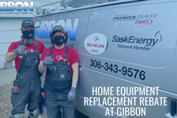 Home Equipment Replacement Rebate