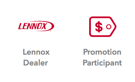 Lennox dealer logo